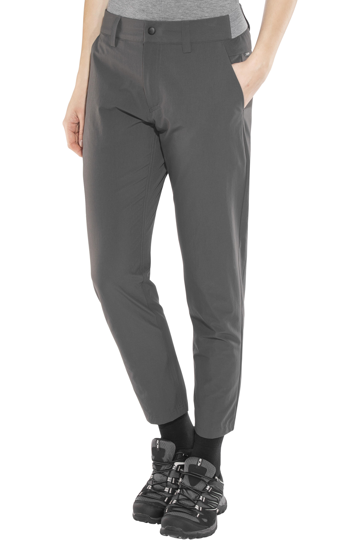 e1508fc4d7 Haglöfs Amfibious - Pantalon Femme - gris sur CAMPZ !